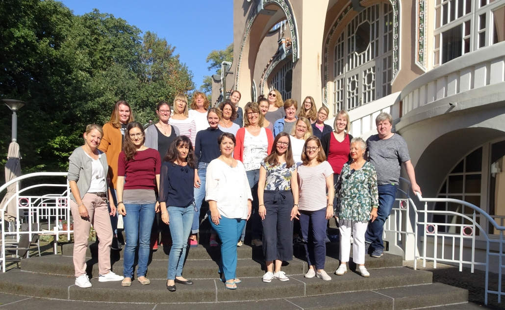 Chorwochenende 2018 Voices of Joy Gospelchor Düsseldorf